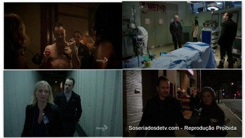 Elementary: The Deductionist 1x14