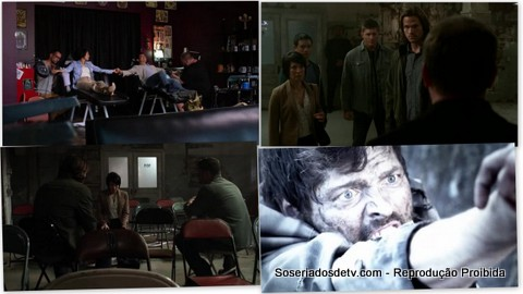 Supernatural: What's Up, Tiger Mommy? (8x2)