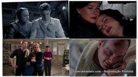 Once Upon A Time: In The Name of the Brother (2x12)