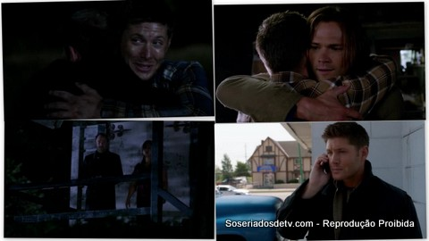 Supernatural: We Need Talk About (8x01)