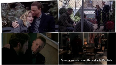 CSI: NY: The Real McCoy (9x10)