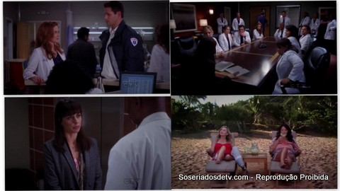 Grey's Anatomy: Walking on a Dream (9x12)