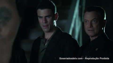 CSI: NY: Blood Out (9x09)