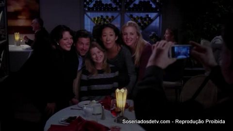 Grey's Anatomy: The End is the Beginning is the End (9x11)