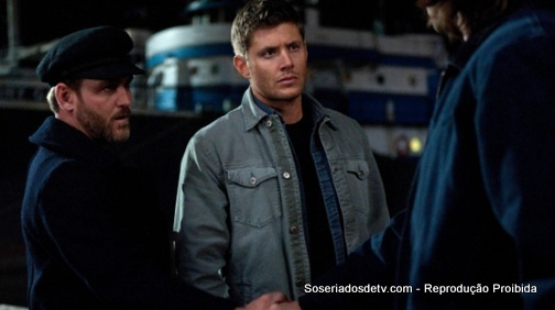 Supernatural: Blood Brother 8x05