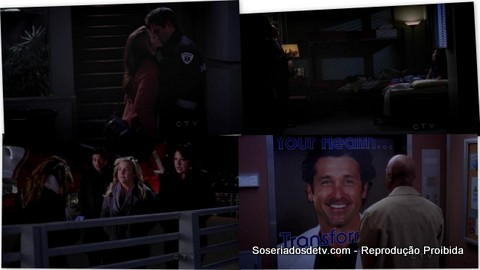 Grey's Anatomy: The Face Of Change (9X14)