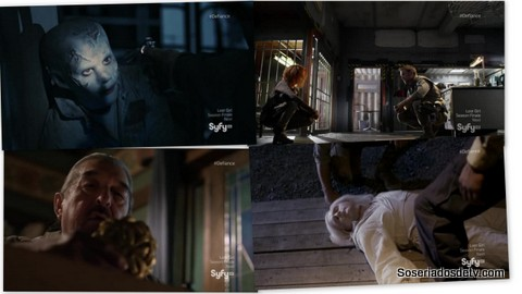 Defiance: Down in the Ground Where the Dead Men Go 1x02 s01e02