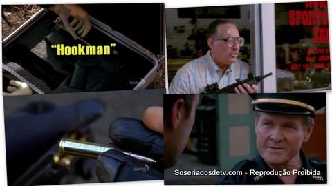 hawaii five-o hookman 3x15 robocop macgarret
