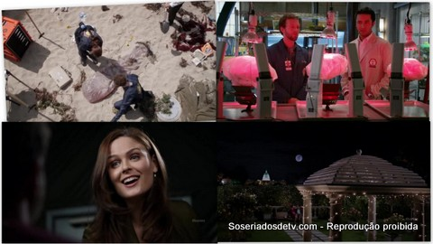 Bones: The Bod in the Pod (8x07)