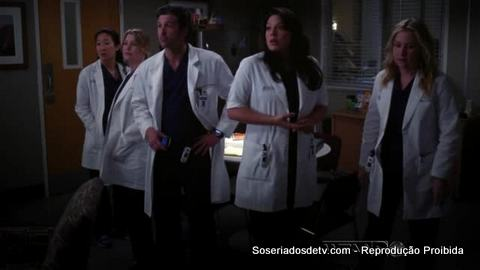 Grey's Anatomy: Hard Bargain 8x16