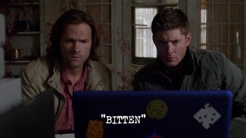 Supernatural: Bitten (8x04)