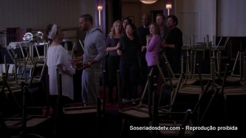 Grey's Anatomy: This Is Why We Fight (9x16)