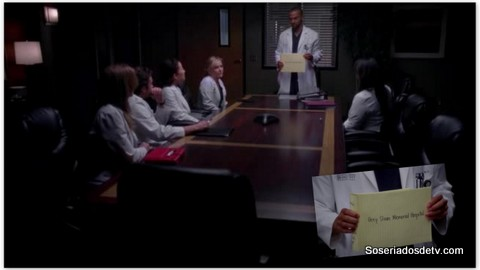 Grey's Anatomy: Transplant Wasteland 9x17