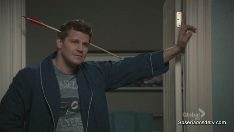 Bones: The But In The Joke (8x08)