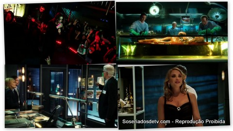 CSI: Skin in the Game (13x22)