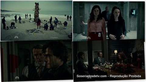 Hannibal: Trou Normand (1x09)