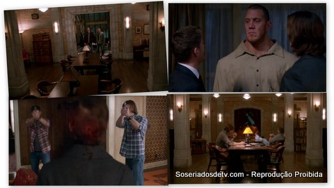 Supernatural: Everybody Hates Hitler (8x13)