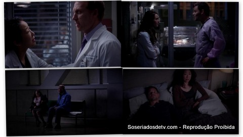 Grey's Anatomy: Sleeping Monster (9x21)