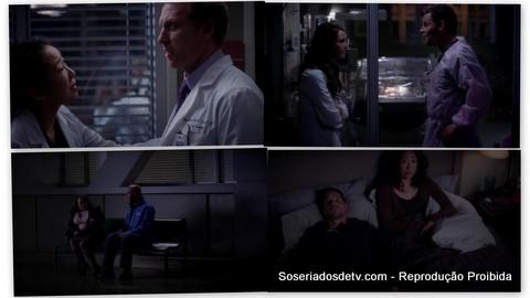 Grey's Anatomy: Sleeping Monster (9x21)