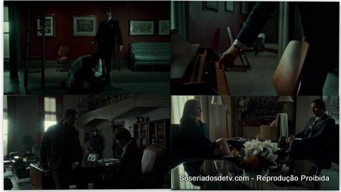 Hannibal: Fromage (1x08)
