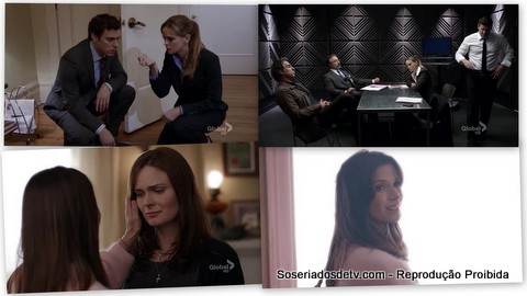 Bones: The Shot In The Dark (8x15)