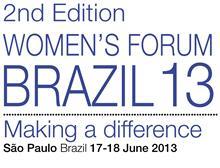 Vem aí o Women's Forum Brazil 13