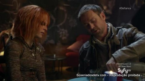 Defiance: Brothers in Arms (1x06)