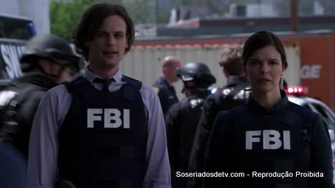 Criminal Minds: #6 (8x22)