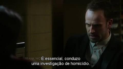 Elementary: Snow Angels (1x19)