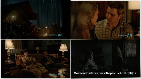 Bates Motel: What's Wrong With Norman (1x03)