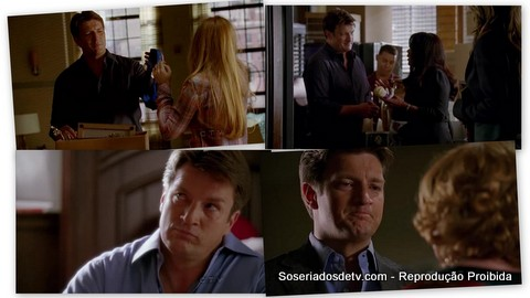Castle: Secret's Safe With Me (5x03)