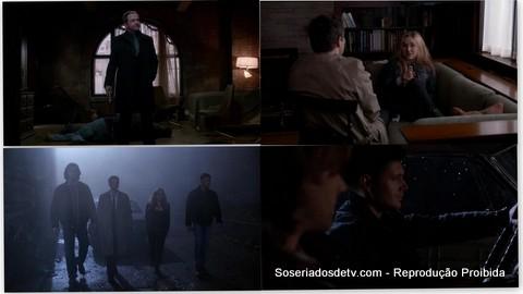 Supernatual: Goodbye Stranger (8x17)