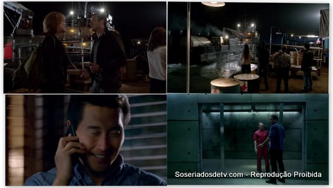 Hawaii Five-O: Aloha. Malama Pono (Farewell and Take Care) (3x24)