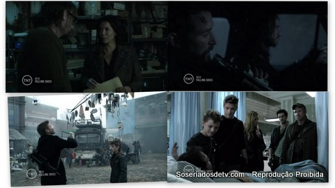 Falling Skies: Search and Recover (2) (3x05)