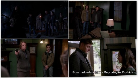 Supernatural: Freaks and Geeks (8x18)