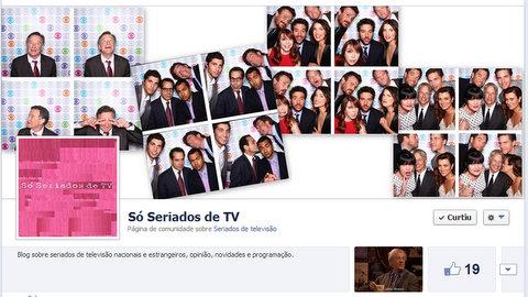 SóSeriadosdeTV no facebook