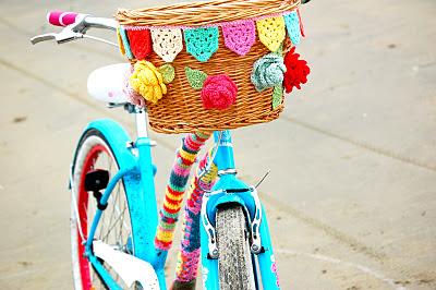 E a vontade de fazer tudo isso com a minha bicicleta?