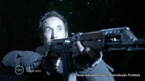 Falling Skies: The Pickett Line 3x07