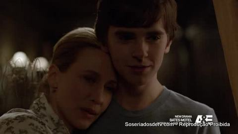 Bates Motel: First You Dream, Then You Die 1x01