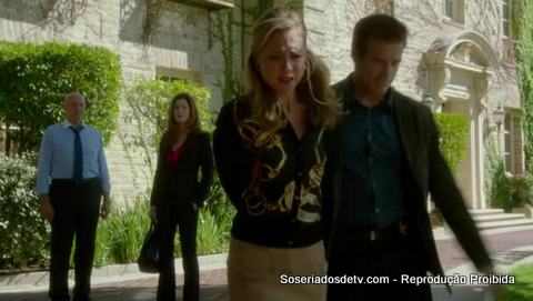 Body Of Proof: Breakout (3x12)