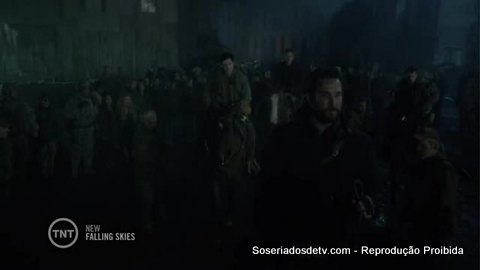 Falling Skies: Be Silent and Come Out (3x06)
