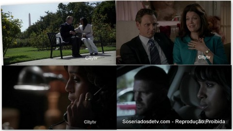 Scandal: White Hat's Off (2x01)