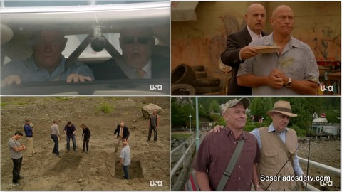 Psych: No Country for Two Old Men (7x04)