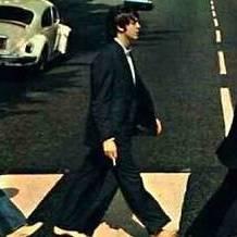 Blogagem Coletiva Great Britain Rocks - Uma foto em Abbey Road