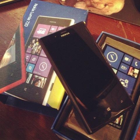 E o Nokia Lumia 720?