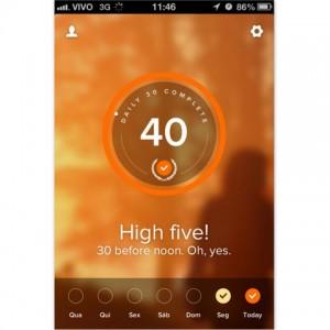 Aplicativo Human para iPhone