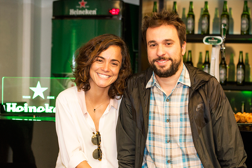 Lançamento do Filme Latitudes com Alice Braga