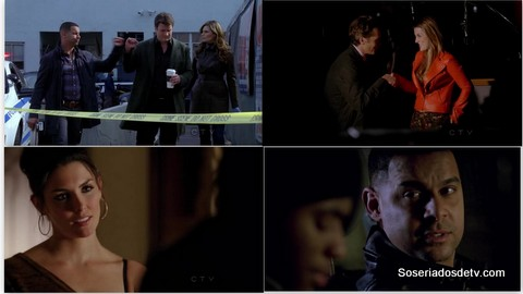 Castle: Under the Influence (5x11)