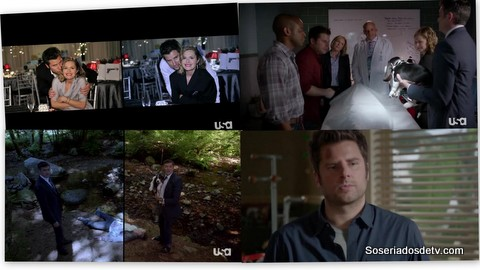 Psych: Right Turn Or Left For Dead (7x08)