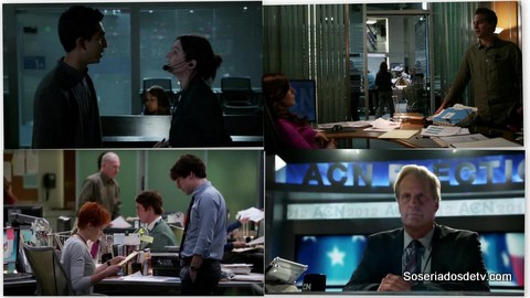 The Newsroom: Election Night, Part 1 (2x08)